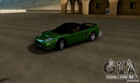 ENBSeries by HunterBoobs v1.2 para GTA San Andreas segunda tela