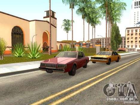 ENBSeries by Sashka911 para GTA San Andreas segunda tela