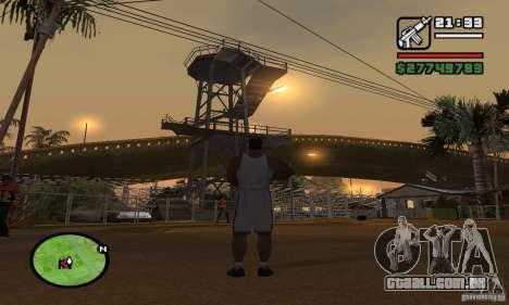 Base GROOVE Street para GTA San Andreas