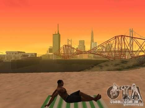 Esteira do resto para GTA San Andreas sétima tela