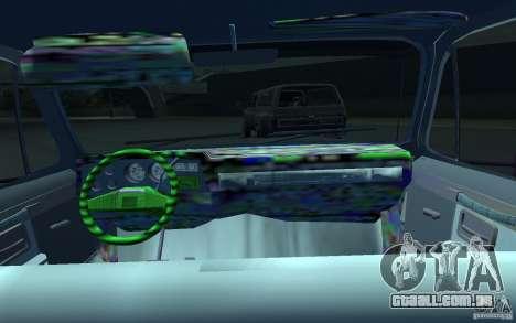 Chevrolet Silverado para GTA 4 vista de volta