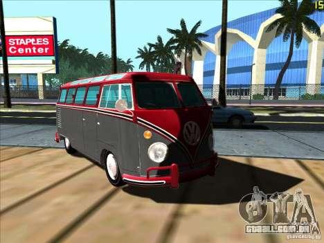 ENBSeries v1.6 para GTA San Andreas quinto tela