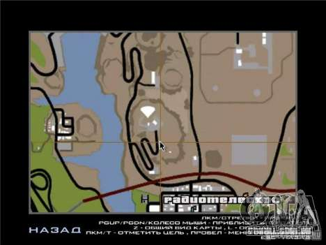 New Drift Zone para GTA San Andreas décima primeira imagem de tela