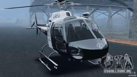 Eurocopter AS350 Ecureuil (Squirrel) para GTA 4