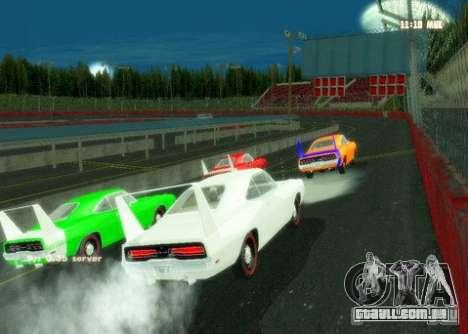 Nascar Rf para GTA San Andreas segunda tela