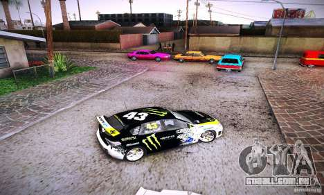 New El Corona para GTA San Andreas segunda tela
