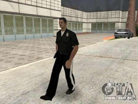 Cops skinpack para GTA San Andreas terceira tela