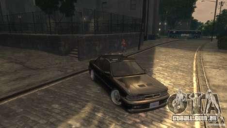 Mitsubishi Galant Stance para GTA 4