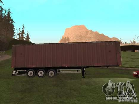 Novo trailer para as rodas de GTA San Andreas