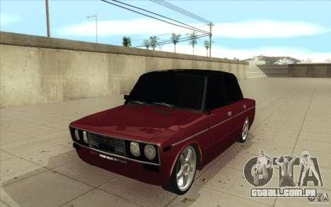 Lada VAZ 2106 para GTA San Andreas