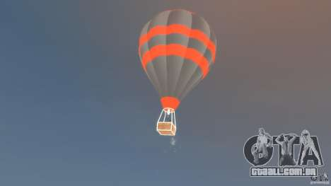 Balloon Tours option 4 para GTA 4 esquerda vista