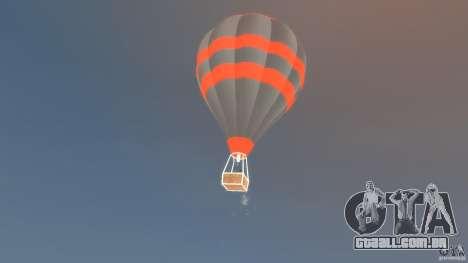 Balloon Tours option 4 para GTA 4 esquerda vista
