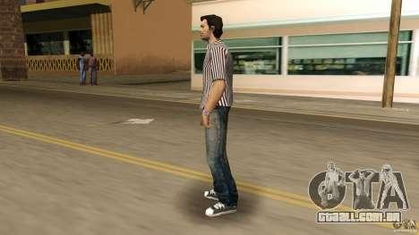 Pele de Tommy para GTA Vice City segunda tela