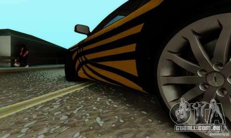 Aston Martin DB9 para o motor de GTA San Andreas