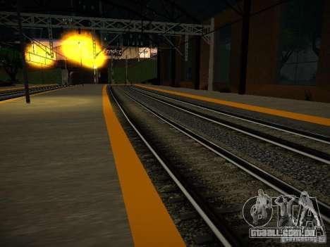 Novos trilhos para GTA San Andreas