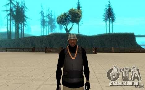 Pele bronik 4 para GTA San Andreas
