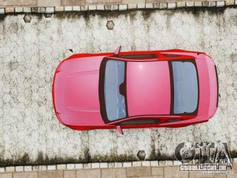 Ford Mustang GT 2011 para GTA 4 vista interior