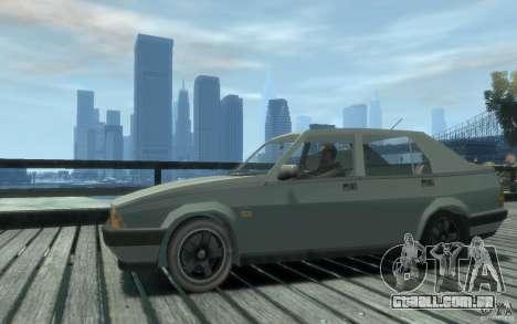 Alfa Romeo 75 para GTA 4