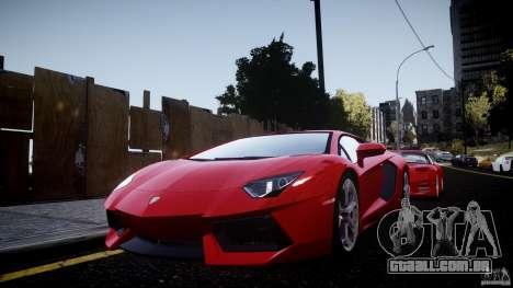 FrostENGINE ENB para GTA 4 sexto tela