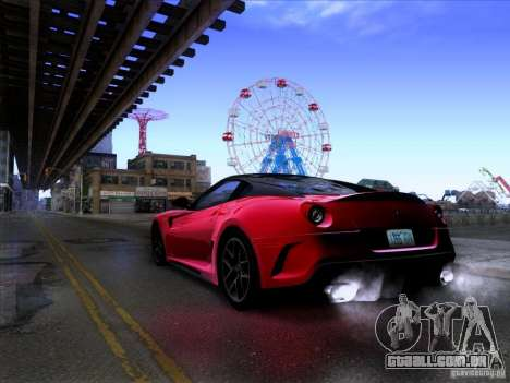 Realistic Graphics HD 2.0 para GTA San Andreas sexta tela