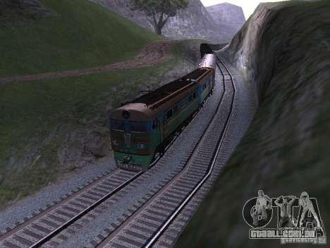 VL8m-750 para GTA San Andreas esquerda vista