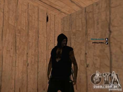 DeaLeR para GTA San Andreas segunda tela
