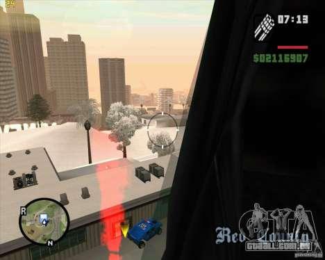 U.S.M.C. Desant para GTA San Andreas terceira tela