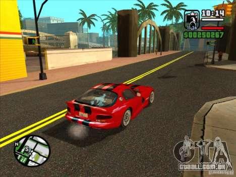 ENBSeries v1.6 para GTA San Andreas décimo tela