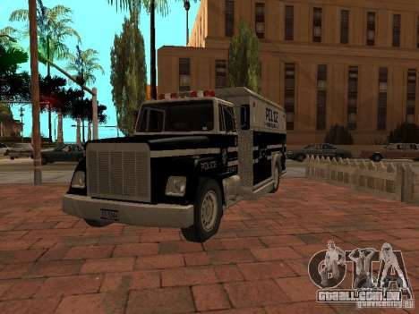 Máquina de selo HD para GTA San Andreas