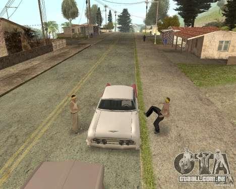 More Hostile Gangs 1.0 para GTA San Andreas oitavo tela