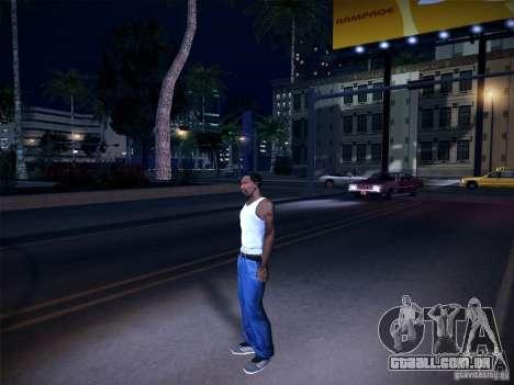 ENBSeries by CatVitalio para GTA San Andreas sexta tela