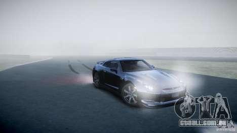 Nissan GT-R R35 V1.2 2010 para GTA 4