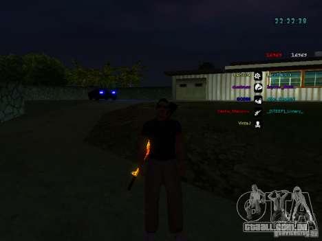 Novos skins La Coza Nostry para GTA: SA para GTA San Andreas quinto tela