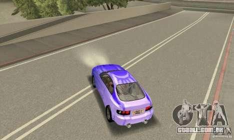 Toyota Celica GT4 2000 para as rodas de GTA San Andreas