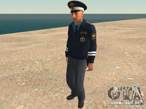 Major DPS para GTA San Andreas nono tela