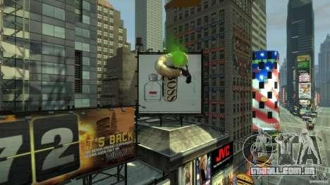 Time Square Mod para GTA 4 décima primeira imagem de tela