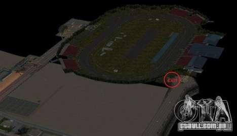 Nascar Rf para GTA San Andreas por diante tela
