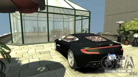 Aston Martin One-77 [EPM] para GTA 4 traseira esquerda vista