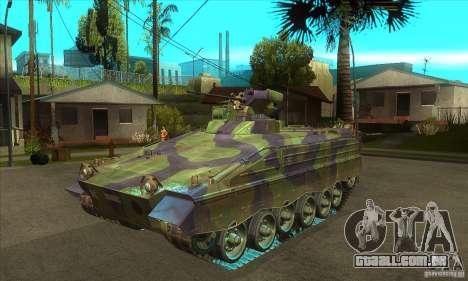 Marder 1A3 para GTA San Andreas