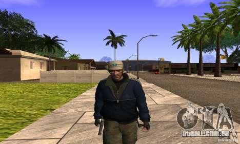 Grove Street v1.0 para GTA San Andreas sexta tela