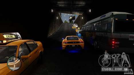 Traffic Load [Final] para GTA 4 terceira tela