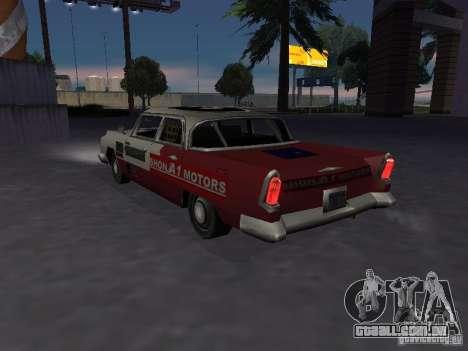 Bloodring Banger (A) de Gta Vice City para GTA San Andreas esquerda vista