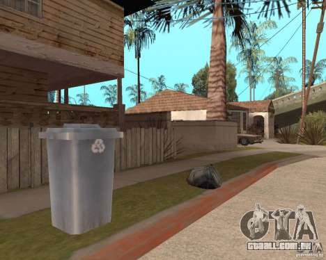 Remapping Ghetto v.1.0 para GTA San Andreas oitavo tela