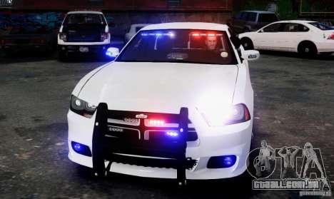 Dodge Charger 2012 Slicktop ELS para GTA 4
