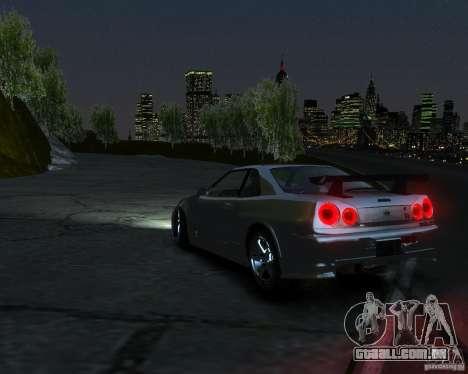 Rocky Drift Island para GTA 4 terceira tela