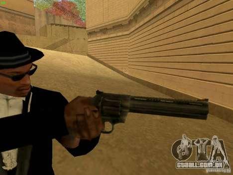44.Magnum para GTA San Andreas quinto tela