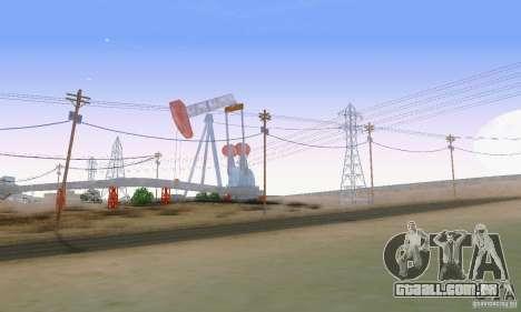 ENBSeries by dyu6 v6.0 para GTA San Andreas oitavo tela