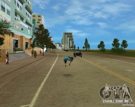 Animação de TLAD para GTA Vice City sexta tela