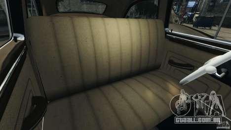 Packard Eight 1948 para GTA 4 vista lateral