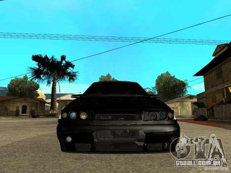 Ajuste de Penza VAZ 2110 para GTA San Andreas vista direita